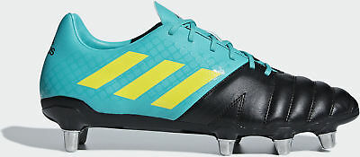 Adidas Kakari Sg Mens Rugby Boots Shoes Size 11 Uk - Clearance Sale