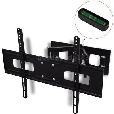 Support Mural TV Double Bras Orientable et Inclinable 600 x 400 mm B5I3