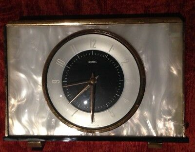 Vintage Retro Metamec 1960's / 70's Clock
