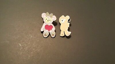 Shellie May and Duffy Disney Trading Pins