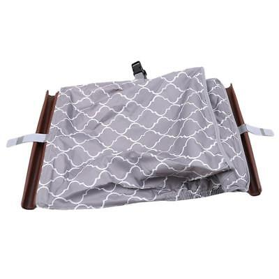 Soft Comfortable Baby Shopping Cart Cover Portable High Dining Chair Seat Pad DD