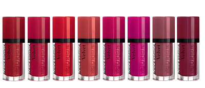 Bourjois Rouge Edition Velvet Matt Finish Liquid Lipstick * Choose *