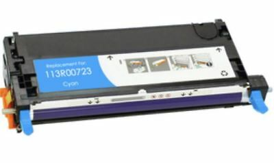 Xerox 113R00723 - Remanufactured Jumbo Cyan Toner Cartridge for use in Xerox Pha