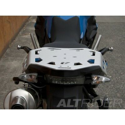 AltRider Luggage Rack Kit for BMW F650/700GS Twin - Silver