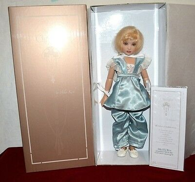 Helen Kish Doll Silky PJ's Wren Articulated Limited Edition Number 20 of 40