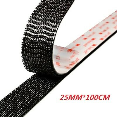 1m x 25mm 3M Dual Lock Fastener SJ3550 SJ3551 Self Adhesive Stick Tape Strong