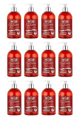 Astonish Cranberry & Cinnamon Anti Bacterial Liquid Hand Wash 500ml Vegan Approv
