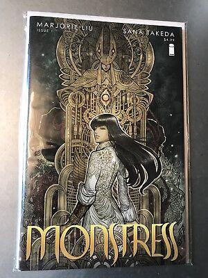 Monstress #1 2015 First Printing Image Comic Book. NM!
