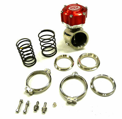 Maximizer High Performance RED External Wastegate 60mm 33 PSI Max