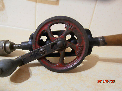 Vintage 1945 Sif Hand Drill