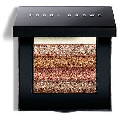 Bobbi Brown Shimmer Brick Compact BRONZE Full Size .4oz /10.3g NEW IN BOX