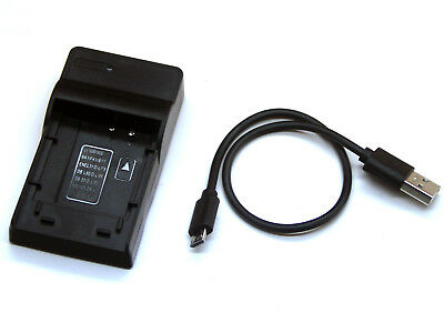 new USB Battery Charger For Canon PowerShot D10 D20 D30 ELPH 500 HS S90 S95 S120