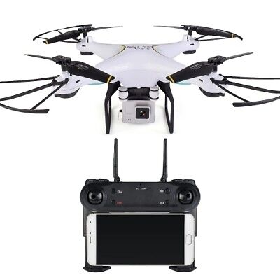 SG600 Hobby Grade RTF Drone with 2.0 MP HD Camera, iPhone6+ and Android Connect