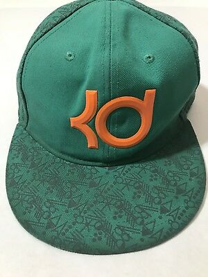 0023b654b5a NIKE KD KEVIN Durant NBA Wool blend Baseball Cap Hat Black ...