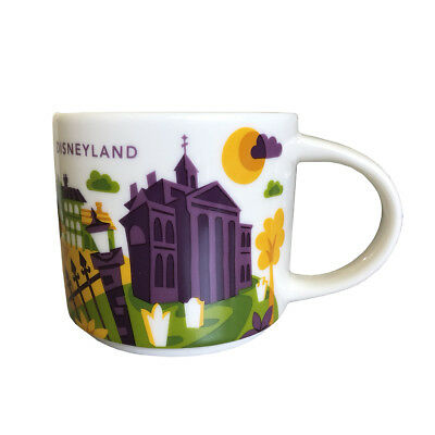 Starbucks Disneyland New Orleans Square You Are Here Coffee Mug Cup 14 oz NEW