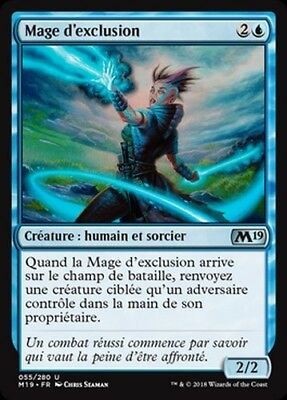 MAGE D'EXCLUSION   U  X4  magic 2019