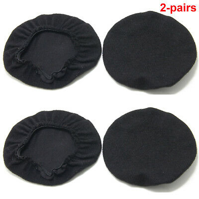 2 Pairs Deluxe Comfortable Cloth Ear Seal Covers for David Clark Kore