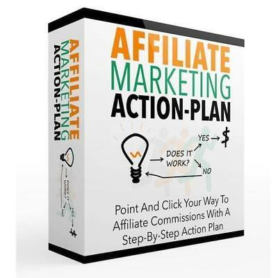 Affiliate Marketing Action-Plan PDF, Free Master Resell Rights Download