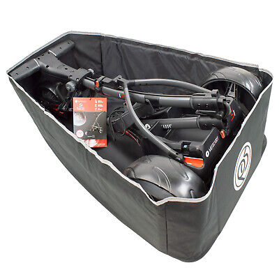 Electric Golf Trolley Boot Tidy suitable for PowerBug Motocaddy