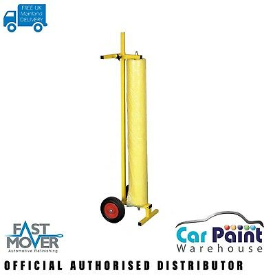 Fast Mover Polymask Sheeting Dispenser Stand on Wheels FMT302
