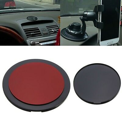 Useful Car Dash Dashboard Adhesive Sticky Suction Cup Mount Disc Disk Pad GPS