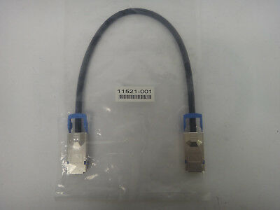 Brand New Madison 11521-001 .5-Meter InfiniBand CX4 SFF 8470 SAS Cable