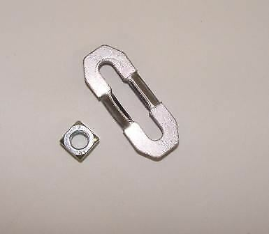 Ideal Standard EV33367 White Seat and Cover Fixing Kit ~ Washer and Nut