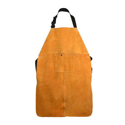 Welding Welder Apron Work Safety Work Clothes Protective Clothing 90x60cm