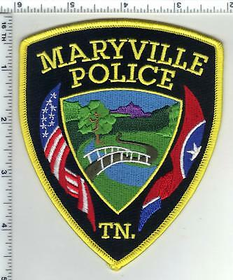 Maryville Police (Tennessee) Shoulder Patch from the 1980's