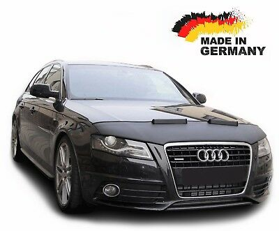 Hood Bra Audi A4 B8 A5 8T Car Mask Bonnet Cover Front End Stone protection NEW