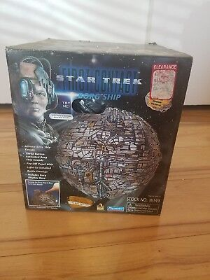 Playmates Star Treck First Contact Borg Ship Sphere 1996 #16149