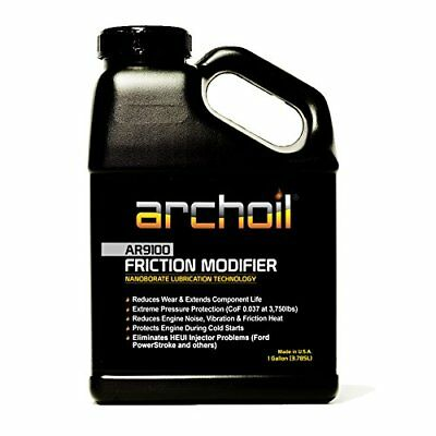 AR9100 (1 Gallon) Friction Modifier - Treats up to 128 quarts of engine oil