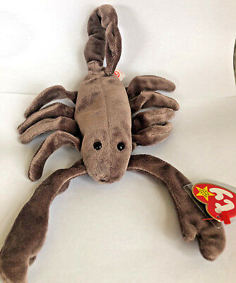 Ty Beanie Baby  -Stinger The Scorpion EUC 1998 Free Shipping 616