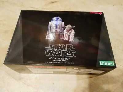 YODA & R2-D2 DAGOBAH Artfx Statue Star Wars Empire Strikes Back Kotobukiya NEW