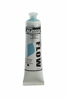 Matisse Flow Artist Acrylic Paint 75ml, in 95 colours
