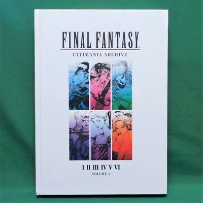 https://www.picclickimg.com/d/l400/pict/183344207194_/Final-Fantasy-Ultimania-Archive-Volume-1-by-Square.jpg
