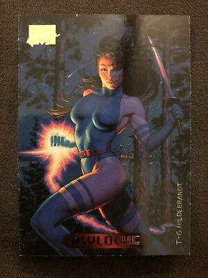 Marvel Masterpieces Fleer 1994 Card #93 Psylocke