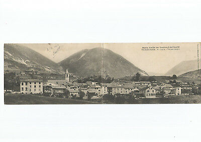 04 Carte Double Thorame Basse , Vue Panoramique