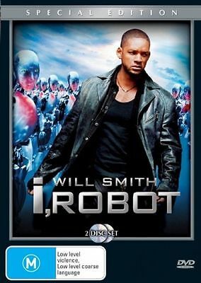 I, Robot (2-Disc Collector's Edition) New & Sealed, Region: 4