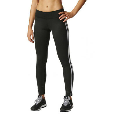 Tights Adidas D2M 3-Stripes Nero Codice BQ2072