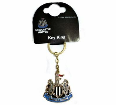 NEWCASTLE UNITED  FC Keyring   OFFICIAL LICENSED  MERCHANDISE GIFT