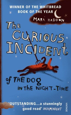 Haddon,Mark-Curious Incident Of Dog In Night  Book Neuf