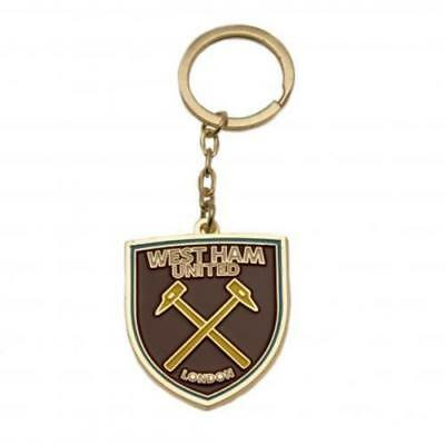 WEST HAM UNITED  FC Keyring   OFFICIAL LICENSED  MERCHANDISE GIFT