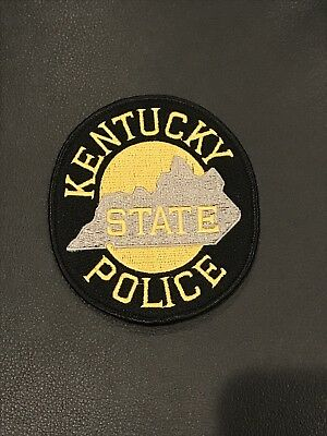 Kentucky State Police Patch - New
