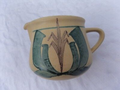 Honiton Pottery milk jug Redvers era Alan Caiger-Smith Aldermarston style