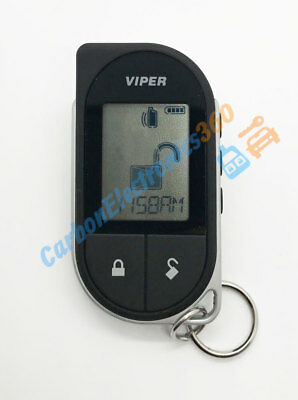 NEW Viper 7756V 2 Way LCD Replacement Remote Control for 3606v 5706v