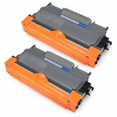 2 Toner Nero per Brother HL2130 MFC 7360 N HL2230 DCP 7065DN MFC7460DN TN-2220