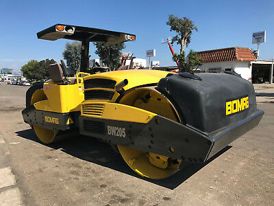 Bomag BW205 Smooth Drum Roller