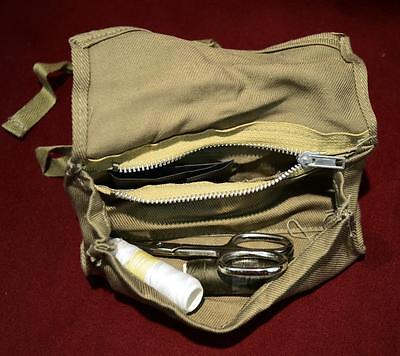 Italian Military Surplus Item - 1970's Army Men Field Sewing Kit - Unissued