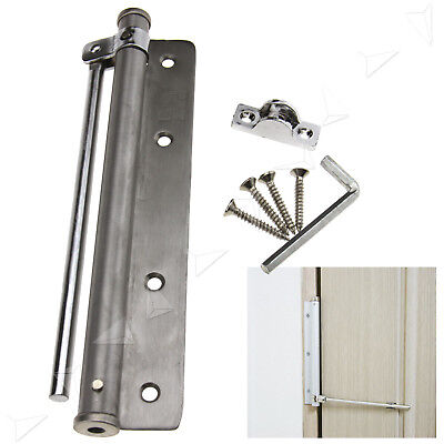 Steel Changeable 20-40Kg Surface Mounted Auto Closing Door Closer Fire Rated